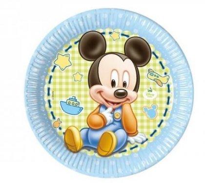 Geburtstagsdeko Mickey Mouse